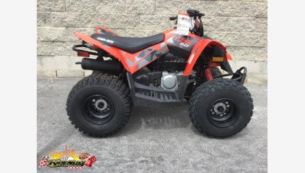 2018 Can-Am DS 90 for sale 200780780