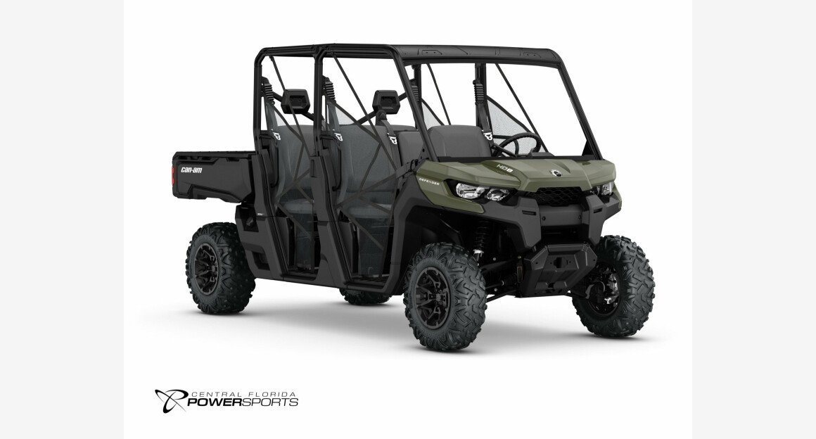 2018 Can-Am Defender for sale 200466826