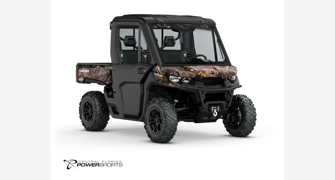 2018 Can-Am Defender for sale 200466830