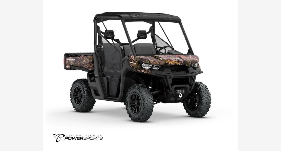 2018 Can-Am Defender for sale 200466834