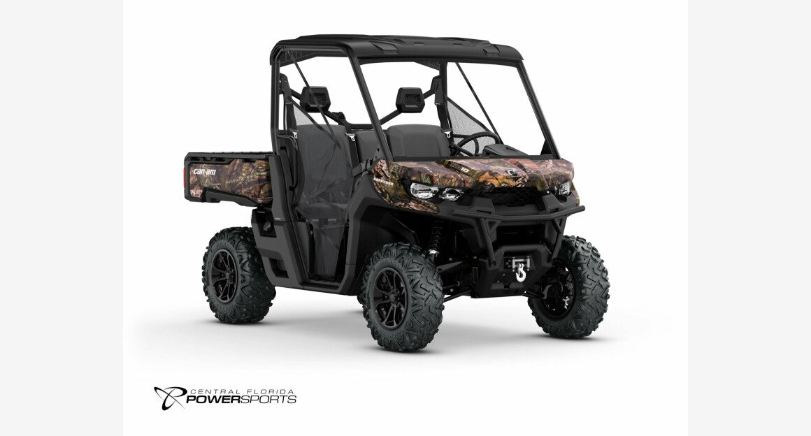 2018 Can-Am Defender for sale 200466835