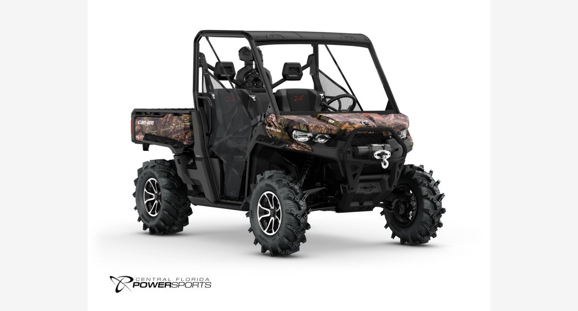 2018 Can-Am Defender for sale 200499681