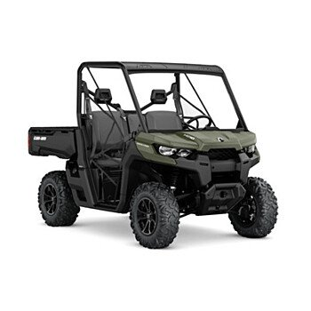 2018 Can-Am Defender for sale 200504411
