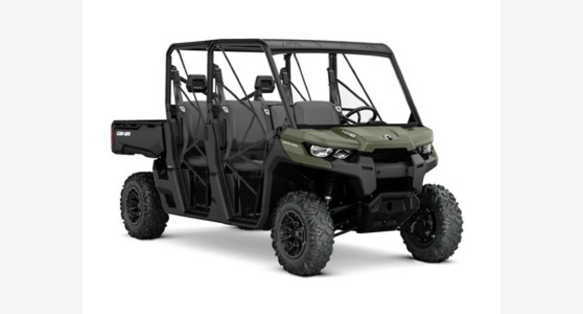 2018 Can-Am Defender for sale 200505114