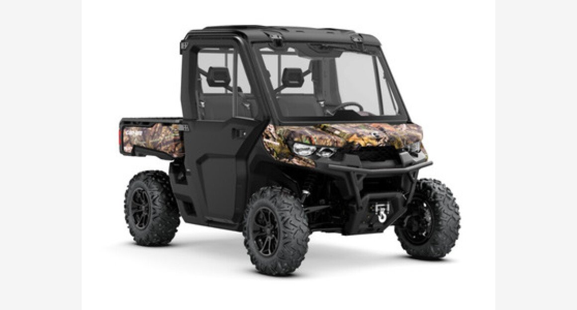 2018 Can-Am Defender for sale 200505119
