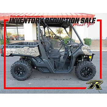 2018 Can-Am Defender HD10 for sale 200505740
