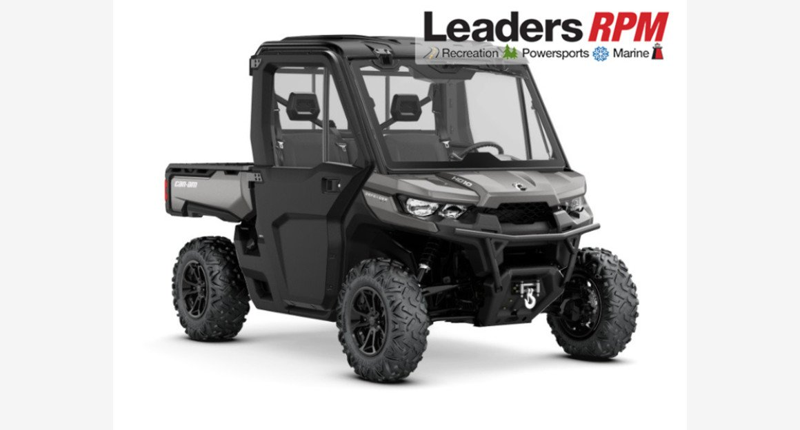2018 Can-Am Defender for sale 200511188