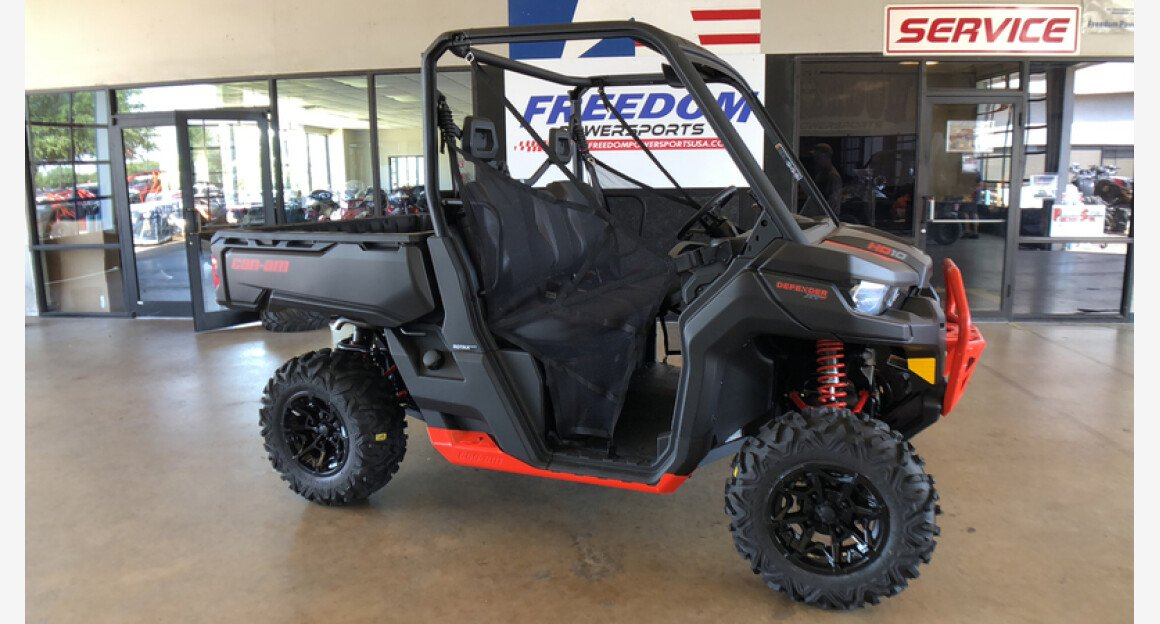 2018 Can-Am Defender HD10 for sale 200602394