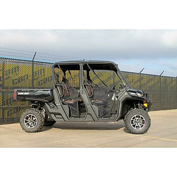 2018 Can-Am Defender Max Lone Star for sale 200621710