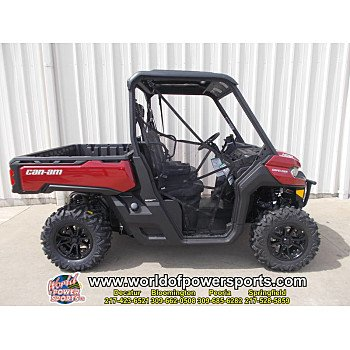 2018 Can-Am Defender HD10 for sale 200636794