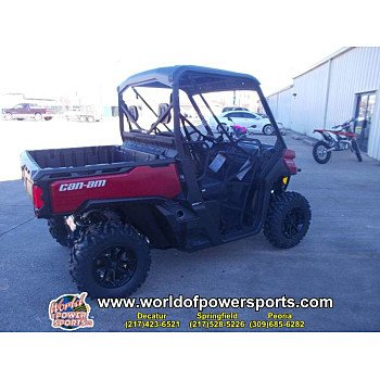 2018 Can-Am Defender HD10 for sale 200636865