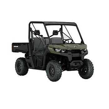 2018 Can-Am Defender for sale 200661471