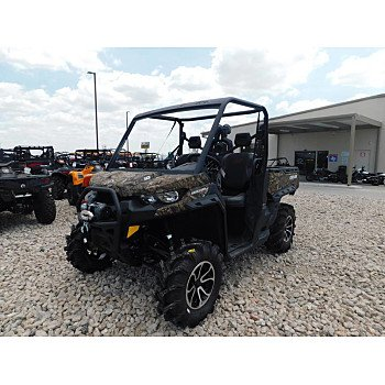 2018 Can-Am Defender X mr HD10 for sale 200673825