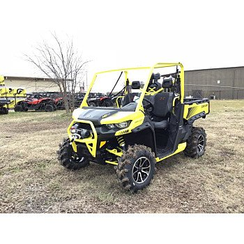 2018 Can-Am Defender X mr HD10 for sale 200673839