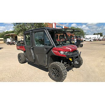 2018 Can-Am Defender Max for sale 200677962