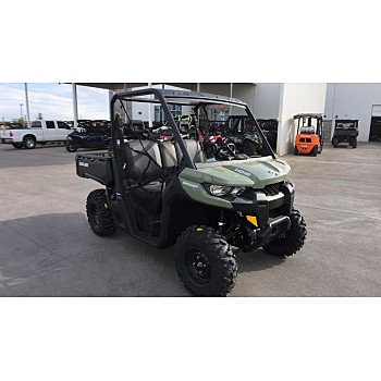 2018 Can-Am Defender for sale 200678429