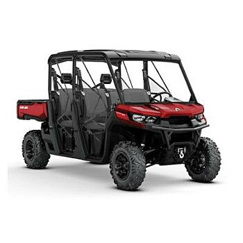 2018 Can-Am Defender MAX UT for sale 200703723