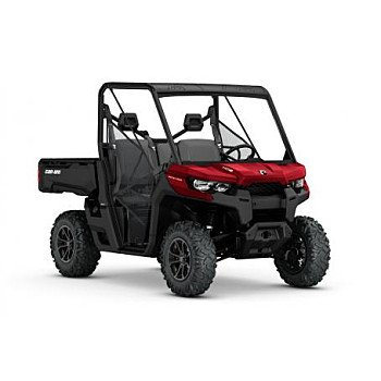 2018 Can-Am Defender for sale 200719198
