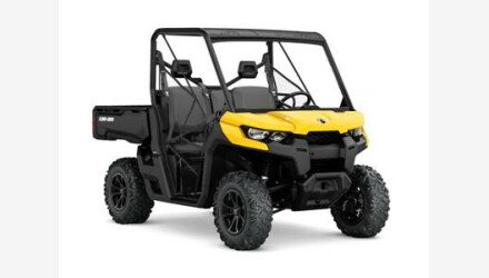2018 Can-Am Defender for sale 200661474