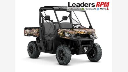 2018 Can-Am Defender for sale 200684223