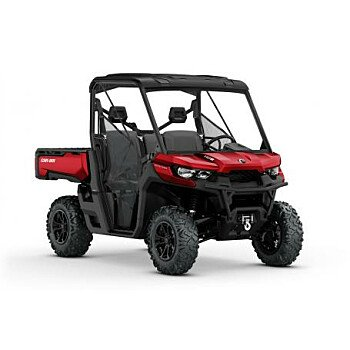 2018 Can-Am Defender XT HD8 for sale 200757473
