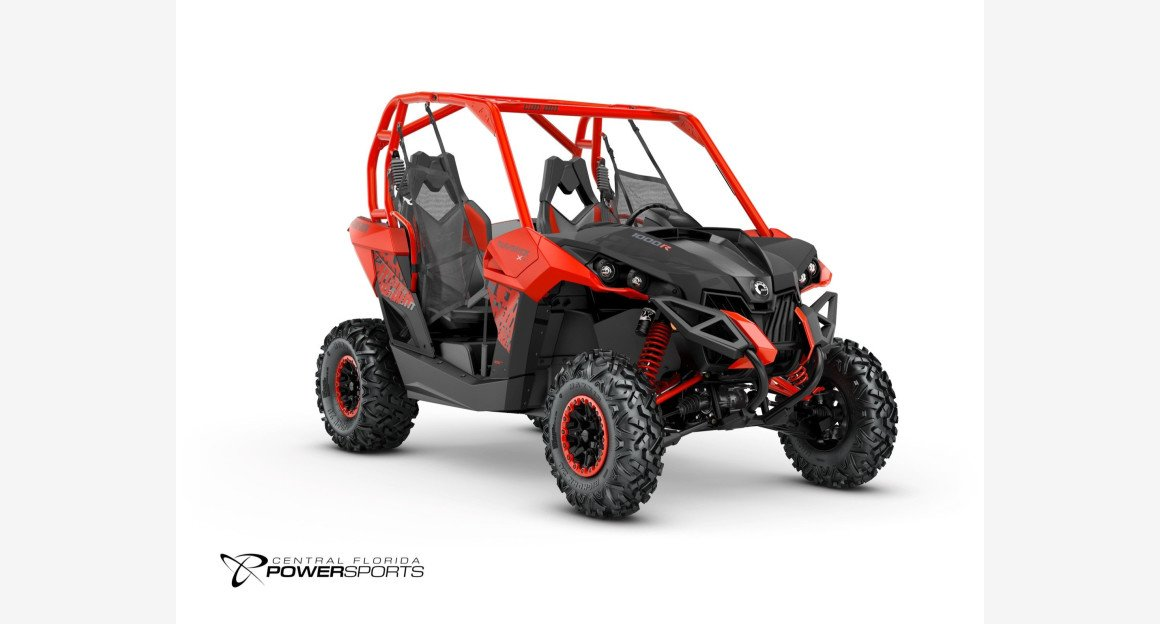 2018 Can-Am Maverick 1000R for sale 200468273