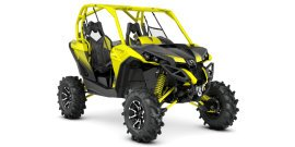 2018 Can-Am Maverick 800 X mr 1000R specifications