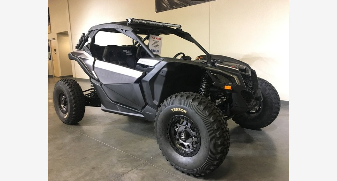 2018 Can-Am Maverick 900 X3 X rs Turbo R for sale 200579026