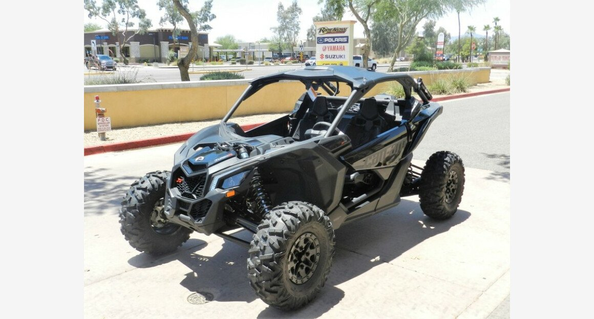 2018 Can-Am Maverick 900 X3 X rs Turbo R for sale 200601032