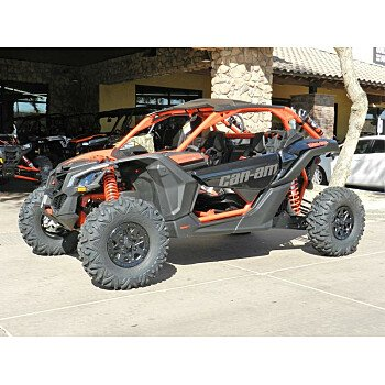 2018 Can-Am Maverick 900 X3 X rs Turbo R for sale 200629173