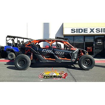 2018 Can-Am Maverick MAX 1000R for sale 200633857