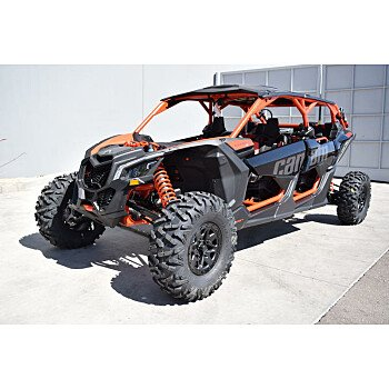 2018 Can-Am Maverick MAX 1000R for sale 200656668