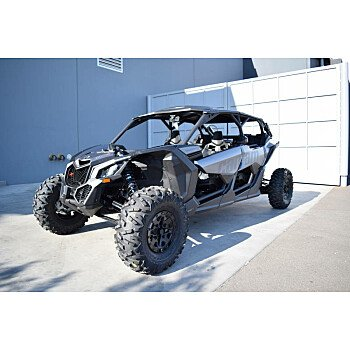 2018 Can-Am Maverick MAX 1000R for sale 200656735