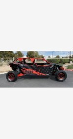 2018 Can-Am Maverick MAX 1000R for sale 200865072