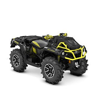 2018 Can-Am Outlander 1000R for sale 200468028