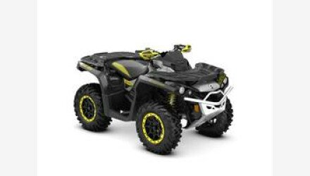2018 Can-Am Outlander 1000R for sale 200661323