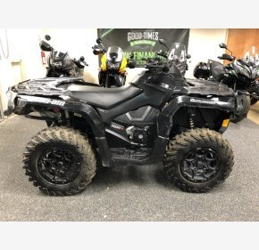 2018 Can-Am Outlander 1000R Motorcycles for Sale