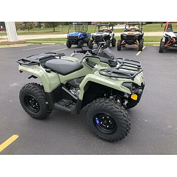 2018 Can-Am Outlander 450 for sale 200499163
