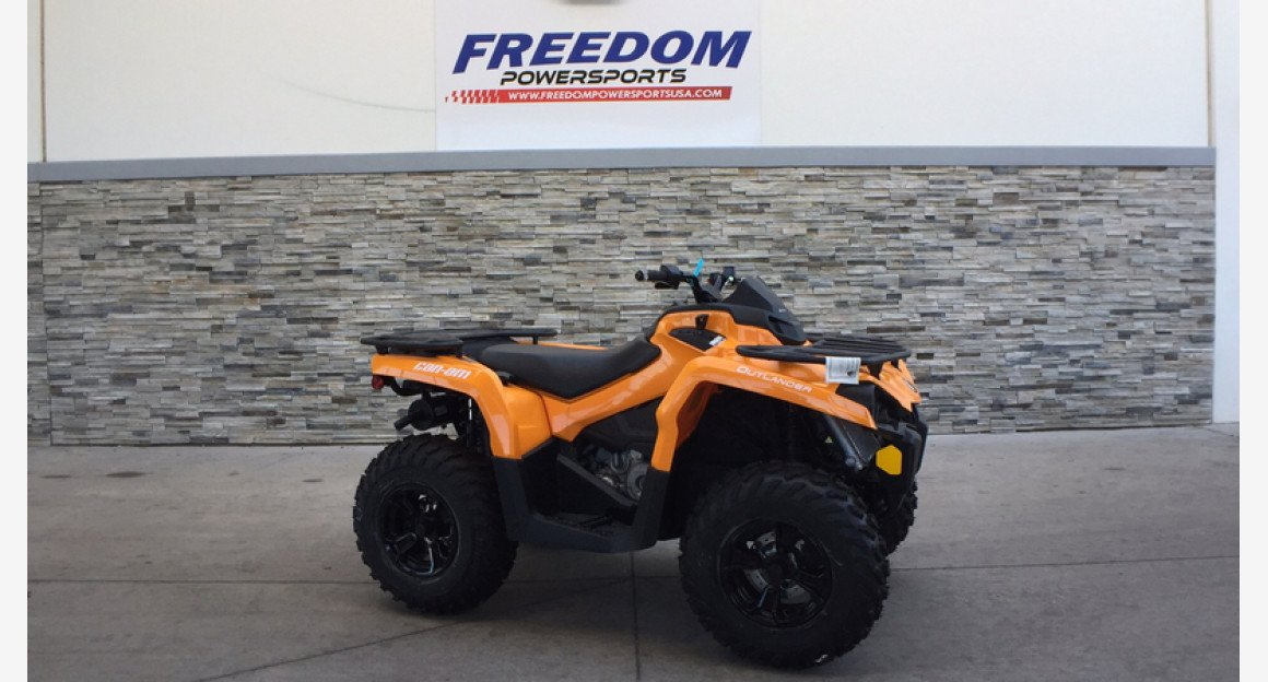 2018 Can-Am Outlander 450 for sale 200548595