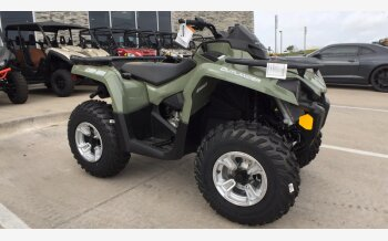 2018 Can-Am Outlander 450 for sale 200548611