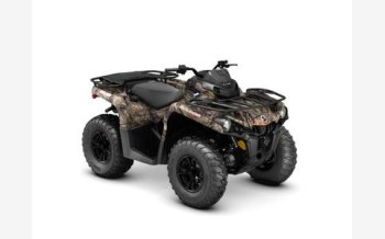 2018 Can-Am Outlander 450 for sale 200555212