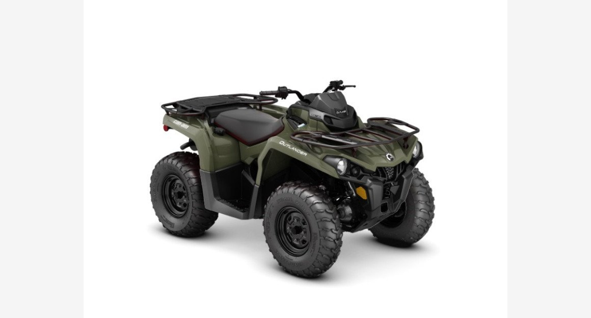 2018 Can-Am Outlander 450 for sale 200591007