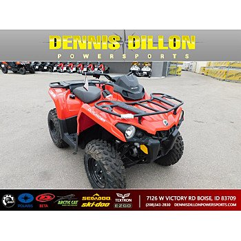 2018 Can-Am Outlander 450 for sale 200655226