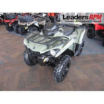 2018 Can-Am Outlander 450 for sale 200684254