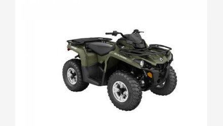 2018 Can-Am Outlander 450 for sale 200600141
