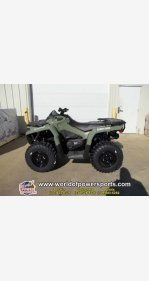 2018 Can-Am Outlander 450 for sale 200636977