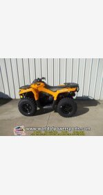 2018 Can-Am Outlander 450 for sale 200700121