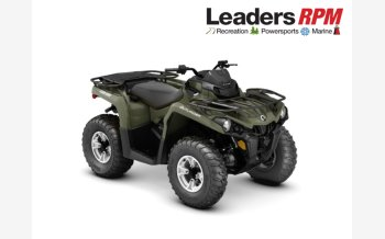 2018 Can-Am Outlander 570 for sale 200511206
