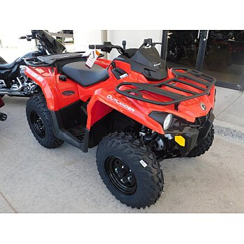 2018 Can-Am Outlander 570 for sale 200564652