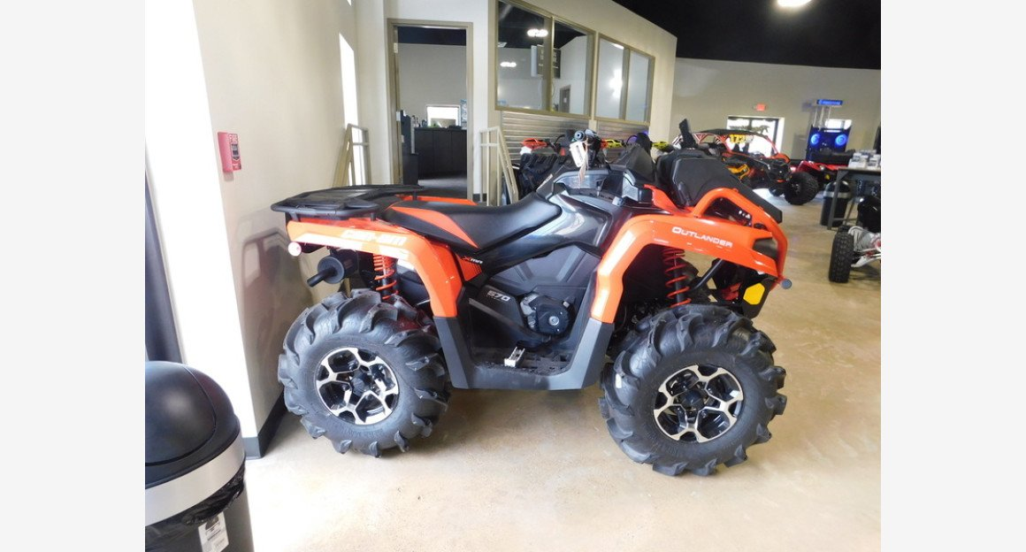 2018 Can-Am Outlander 570 XMR for sale 200564730